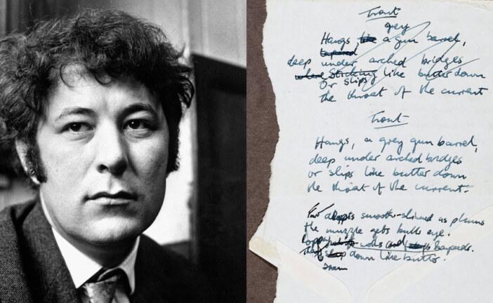 'Listen Now Again' Is a Tasting Menu of Seamus Heaney's Poetry