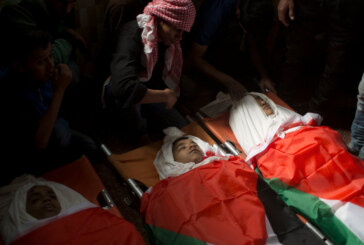 3 Boys From Gaza Are Buried After Israeli Strike