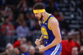 Warriors' Klay Thompson Sets 3-Pointer Record in Blowout Win