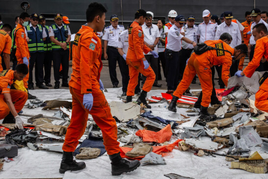 Indonesia Plane Crash Leaves Experts Puzzled