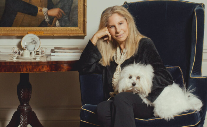 Barbra Streisand Can't Get Trump Out of Her Head. So She Sang About Him.