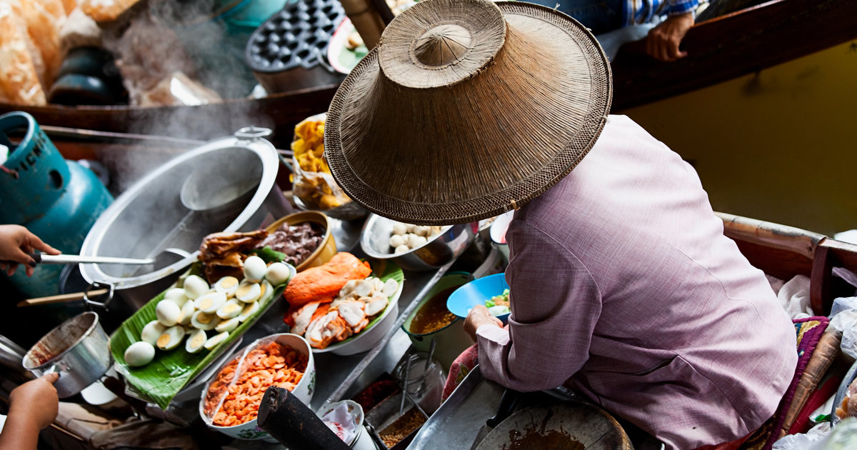 The World's Best Food Cities, According To TripAdvisor