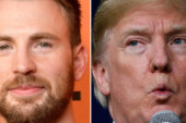 Chris Evans Taunts Donald Trump With Rewrite Of His 'Fake News Media' Rant