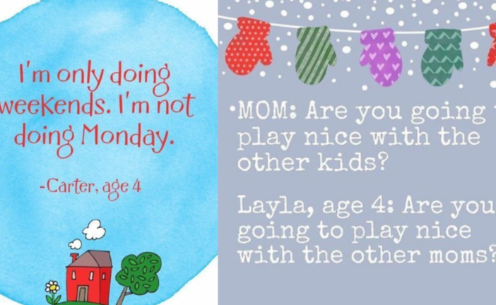 27 Funny And Downright Clever Examples Of Kid Logic