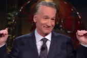 Bill Maher Shreds Fox News' Coverage Of The Migrant Caravan