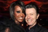 Iman Says She'll Never Marry Again After David Bowie's Death