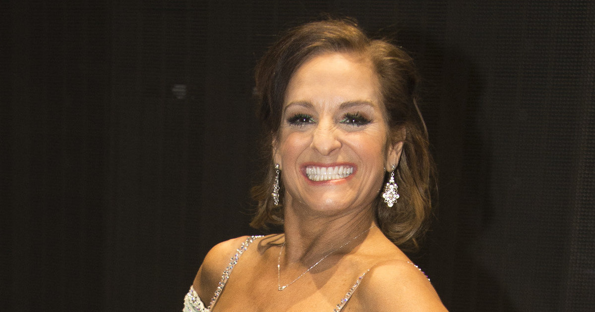 Mary Lou Retton Reveals That She Is Divorced On 'Dancing With The Stars'