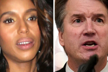 Kerry Washington Makes Passionate Plea To People 'Mad About Kavanaugh'