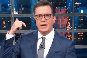 Colbert Taunts Trump By Describing Him With A Single 4-Letter Word