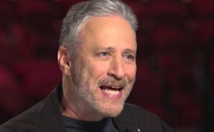 Jon Stewart Admits There's 1 Thing He Got Wrong About Trump