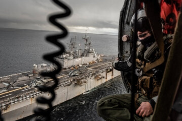 'Cold War' Takes New Meaning for U.S. Marines at a NATO Exercise