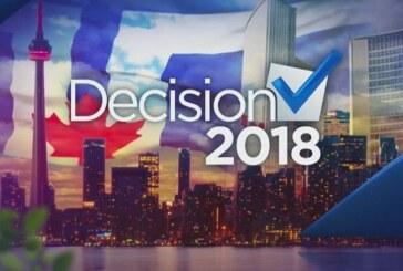 Toronto election results 2018 – Toronto