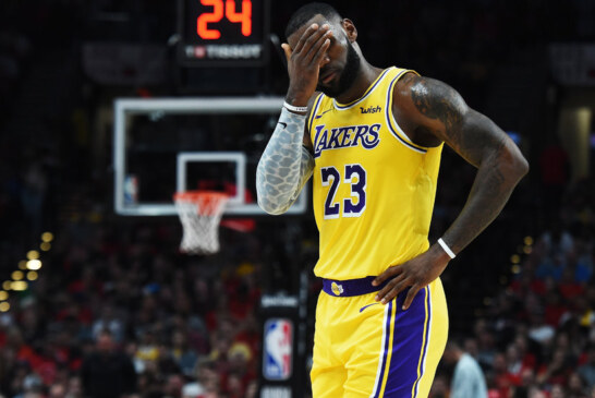 LeBron James Has Plenty of Patience. For Now.