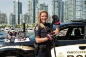 This Canadian Hockey Star Doubles as a Law Enforcer