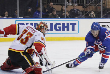 Domination of Flames by Rangers at Garden Comes to End