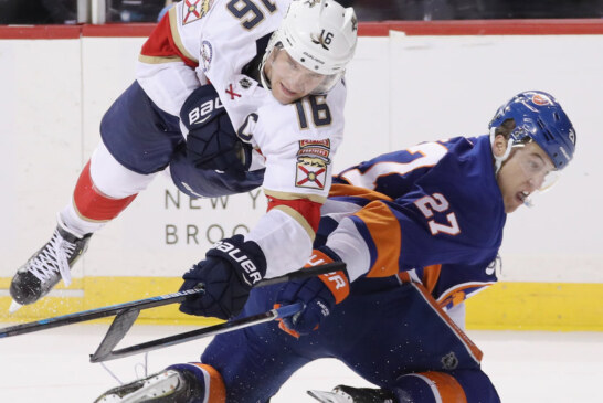 Islanders Squander 2-Goal Lead in Loss to Panthers