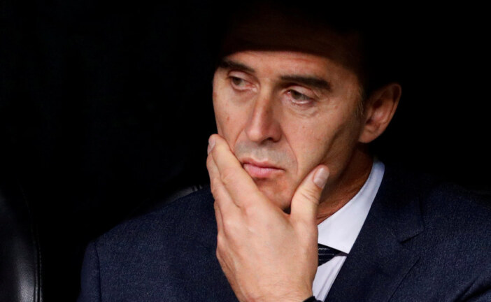 Julen Lopetegui Is Fired, and There's Plenty of Blame to Share
