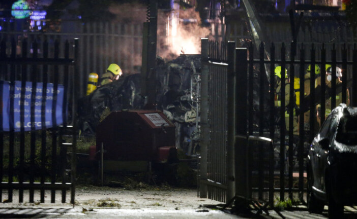 English Soccer Team Owner's Helicopter Crashes After Game