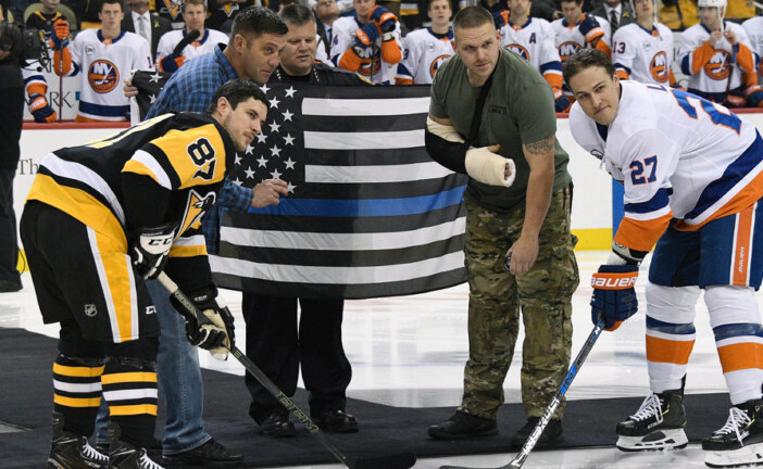 Penguins and Islanders Honor Victims of Pittsburgh Synagogue Shooting