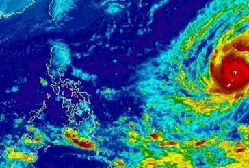 Super Typhoon Yutu, 'Strongest Storm Of 2018,' Slams U.S. Pacific Territory : NPR