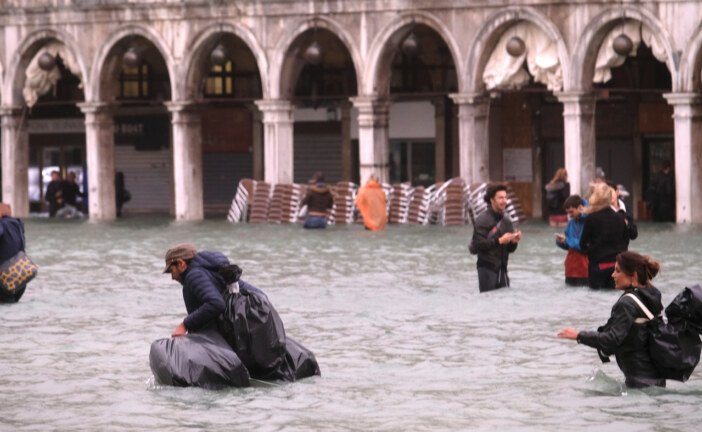 Heavy Rains, Wind Blamed For 11 Deaths In Italy : NPR