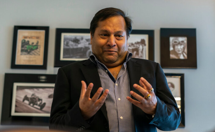 Ajay Gupta, Riled by South African Graft Inquiry, Denies Charges From Afar