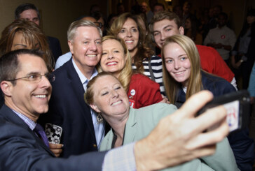 What Happened to Lindsey Graham? He's Become 'a Rock Star'