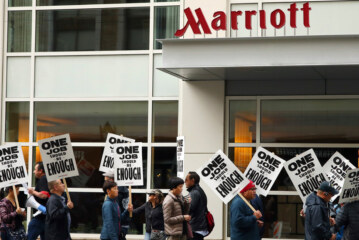 What You Need to Know About the Strike Against Marriott Hotels