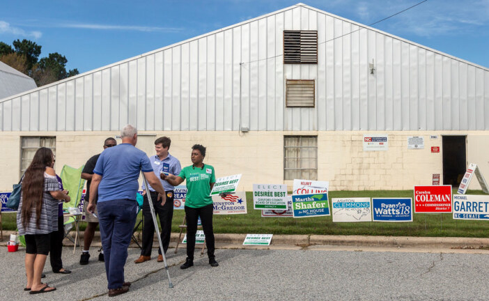 Four Fights Over Voting Rights