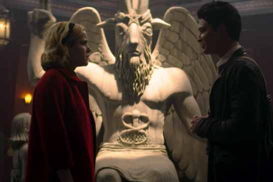 Satanists Might Sue 'Sabrina': 6 Things to Know in Pop Culture Today