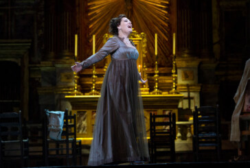 Review: 'Tosca' Is Sondra Radvanovsky's Show at the Met Opera
