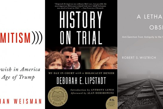 As the Country Grapples With the Shootings at a Pittsburgh Synagogue, Here Are 3 Books on Modern Anti-Semitism