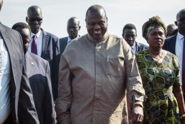 Rebel Leader Returns to South Sudan to Mark Peace Deal