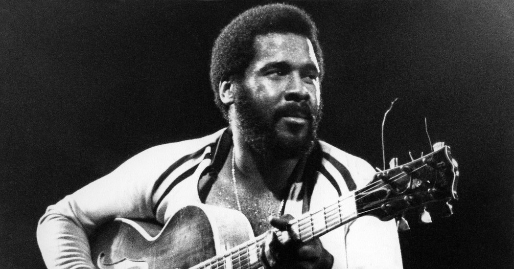 Wah Wah Watson, Guitarist Whose Sound Was Everywhere, Dies at 67