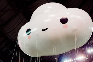 New at the Macy's Thanksgiving Parade: A Sunny Little Cloud