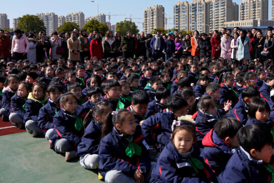 A 5-Year-Old's 15-Page Résumé Captivates China