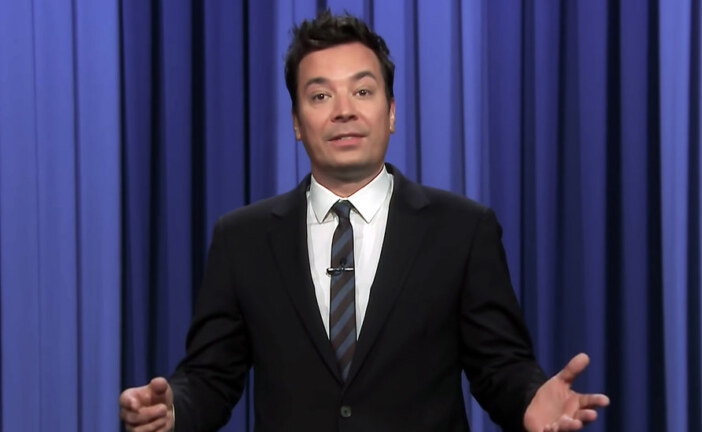 Jimmy Fallon Mocks Trump's Focus on Immigration: 'Play Some New Stuff!'