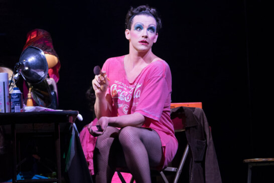 Review: Lessons in Love From a Drama Queen in 'Torch Song'