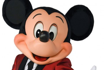 Mickey Turns 90, and the Disney Marketing Machine Celebrates