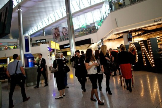 Last Call at the Airport? Britain Considers End to 24-Hour Bar Service