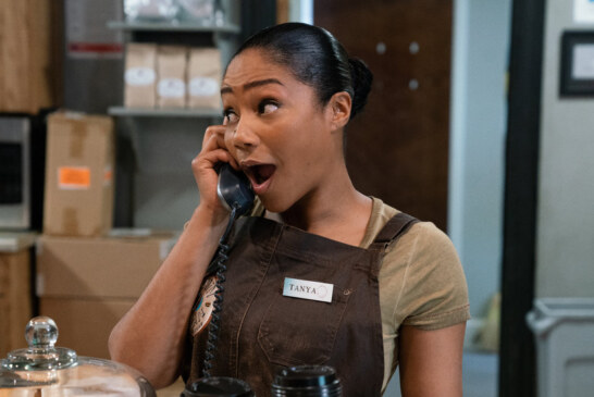 Review: Tyler Perry Turns Tiffany Haddish Loose in 'Nobody's Fool'