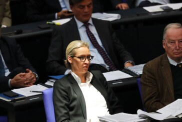Head of Far-Right German Party Cancels Oxford Trip