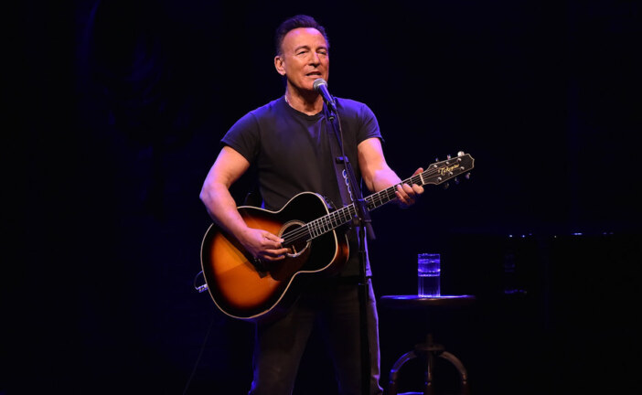 The Playlist: A 'Springsteen on Broadway' Surprise, and 12 More New Songs