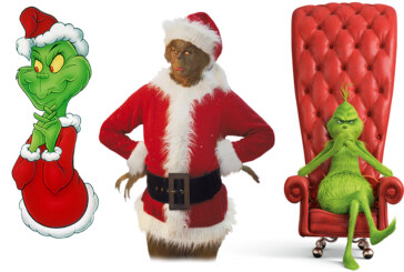 Three Grinches, Three Ways to Steal Christmas