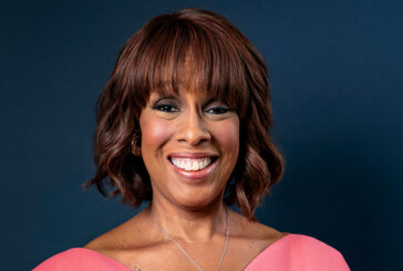 Gayle King Has the Spotlight All to Herself