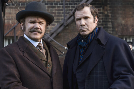 Will Ferrell and John C. Reilly on 'Holmes & Watson' and 'Step Brothers'