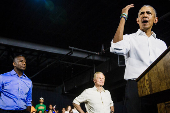 House and Senate Latest, Obama Asks a Question, Beto Video: 3 Days to Go