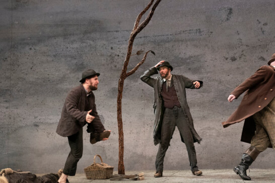 Review: A 'Waiting for Godot' as Comically Futile as a Looney Tune
