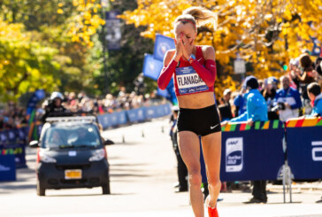 A Year After Her Breakthrough, Shalane Flanagan Runs On