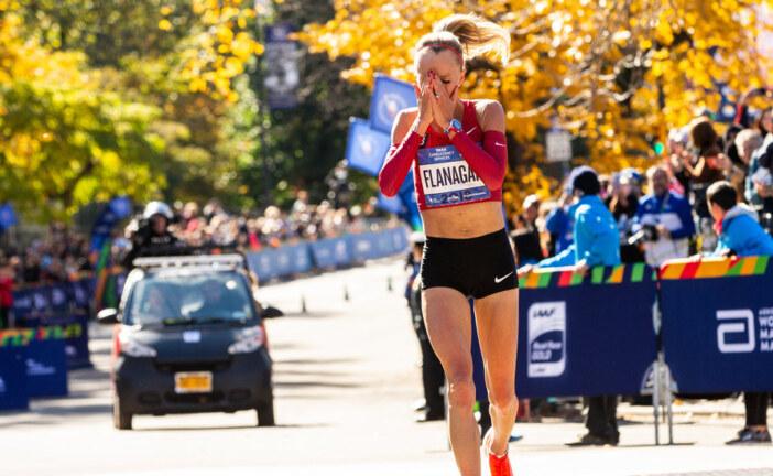 A Year After Her Breakthrough, Shalane Flanagan Runs On